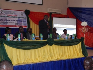high table guest