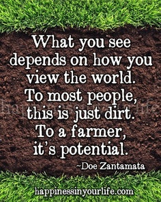 Agriculture quotes nextgenafricanfarmers for Give the scientific word for soil