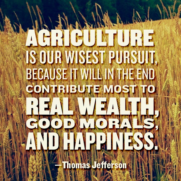 Farming Quotes Captivating Agriculture Quotes  Nextgenafricanfarmers